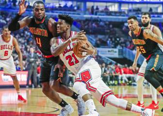 Resumen del Chicago Bulls - Atlanta Hawks de la NBA