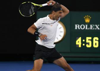 Nadal no es humano: ¡qué dos bolas de break salvó al final!