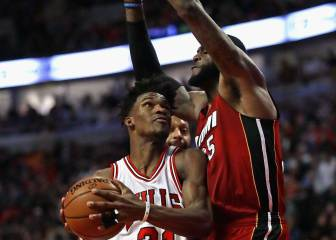 Resumen de Chicago Bulls - Miami Heat