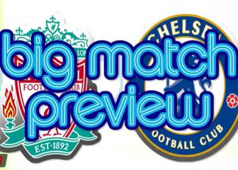 Premier League big match preview: Liverpool v Chelsea