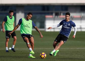 El Real Madrid sigue recuperando efectivos