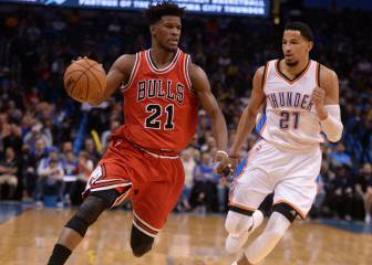 Resumen de Oklahoma City Thunder - Chicago Bulls