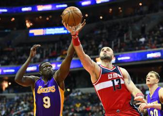 Resumen de Washington Wizards - Los Angeles Lakers