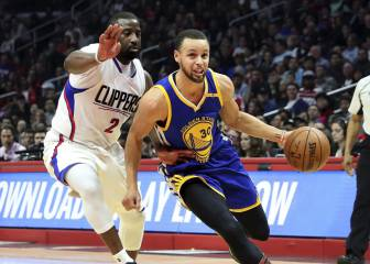 Resumen de Los Angeles Clippers - Golden State Warriors