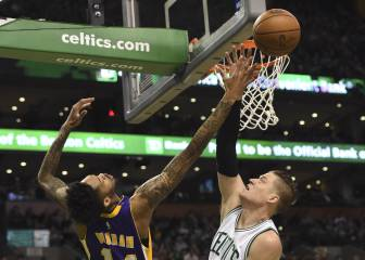 Resumen de Boston Celtics - Los Angeles Lakers
