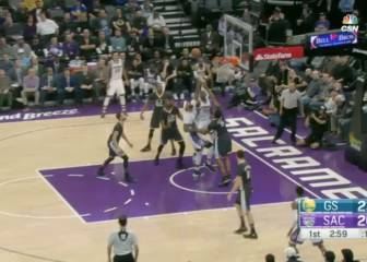 Resumen de Sacramento Kings - Golden State Warriors
