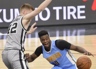 Resumen de San Antonio Spurs - Denver Nuggets