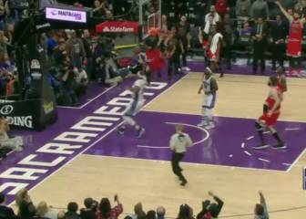 Resumen del Sacramento Kings - Chicago Bulls de la NBA
