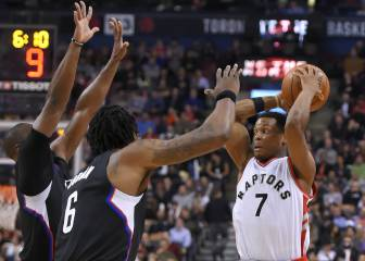 Resumen del Toronto Raptors - Los Angeles Clippers