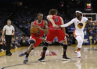 Resumen de Golden State Warriors - Chicago Bulls