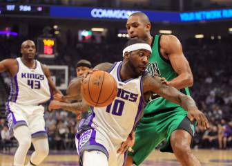 Resumen de Boston Celtics - Sacramento Kings