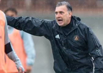 El Atlanta United del Tata Martino empieza la pretemporada