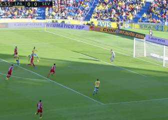 Jesé suffers more misery in front of goal as Las Palmas lose