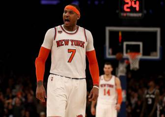 Willy, titular, destaca en una gran victoria de los Knicks