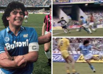 When Diego Maradona was the 'king of Napoli'