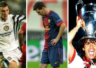 Barcelona worst Champions League defeats in history