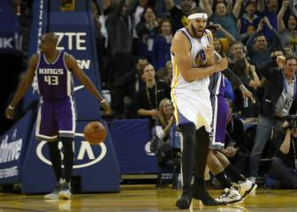 Resumen del Golden State Warriors - Sacramento Kings