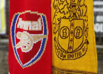 Sutton United v Arsenal in words and numbers