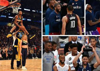 Lo mejor del All Star de la NBA: un fin de semana espectacular