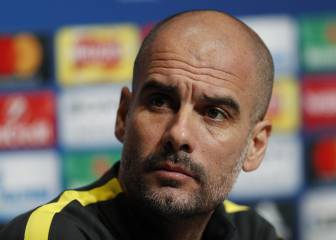 'Encore' as Pep struggles with translation device