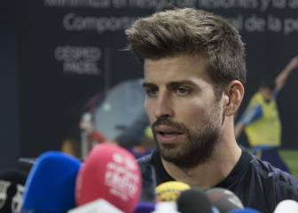 Piqué calls for Barça union