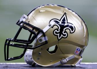 Message of good luck from New Orleans Saints to 'The Saints'