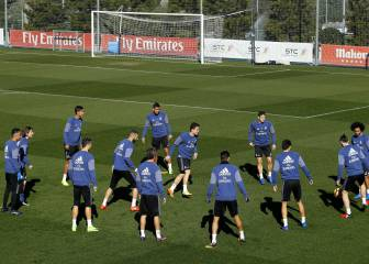 Cristiano rejoins group as Real finalise Valencia preparations