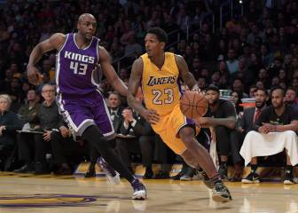 Magic ejerce en Los Lakers: Lou Williams, a Houston