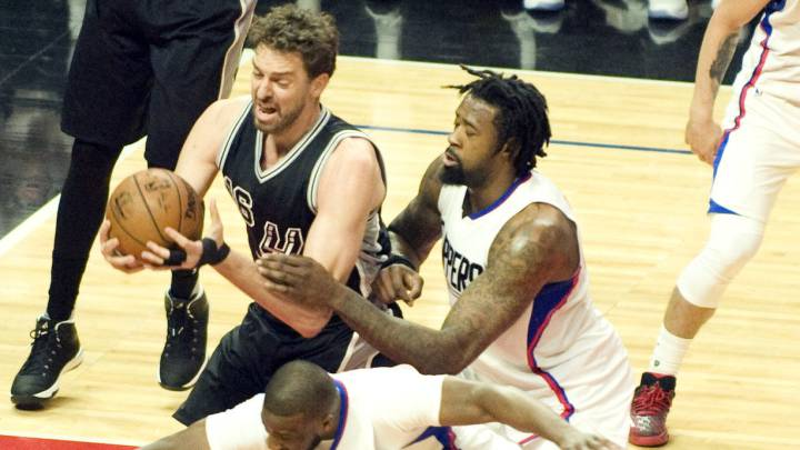Resumen del Los Angeles Clippers - San Antonio Spurs