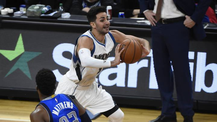 Resumen del Minnesota Timberwolves - Dallas Mavericks