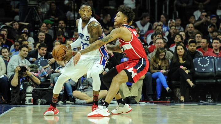Resumen del Philadelphia 76ers - Washington Wizards de la NBA