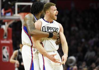 Resumen de Los Angeles Clippers - Charlotte Hornets