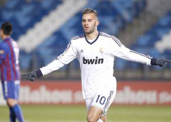 Jesé: Four stunners from his Real Madrid Castilla days