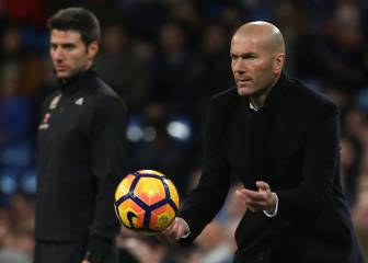 Zidane acknowledges Real Madrid slump in form