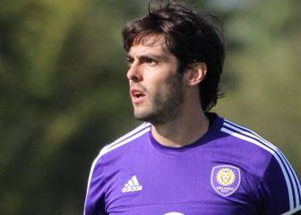 Kaka excited ahead of new MLS season