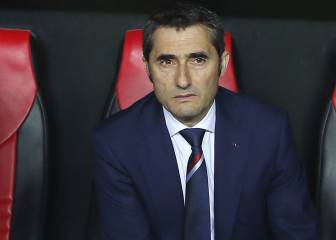Valverde dodges Barca question