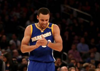 Resumen del New York Knicks - Golden State Warriors