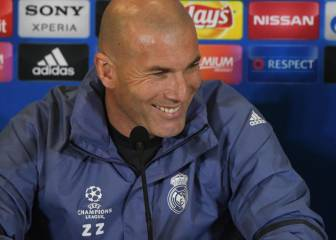 Zidane: The atmosphere at San Paolo is a motivation