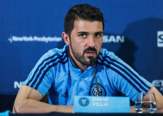 David Villa pays tribute to Xabi Alonso
