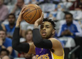 Resumen del Phoenix Suns - Los Angeles Lakers de la NBA