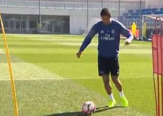 Real continue preparations for LaLiga clash against Betis