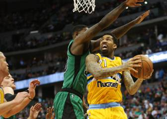 Resumen de Denver Nuggets - Boston Celtics