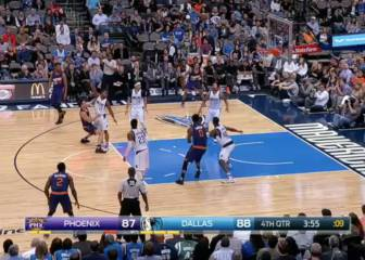 Resumen de Dallas Mavericks - Phoenix Suns