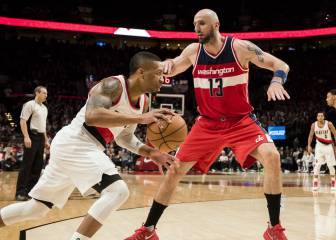 Resumen de Portland Trail Blazers - Washington Wizards