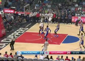 Resumen de Los Angeles Clippers  - Philadephia Sixers
