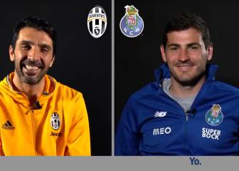 La broma de Casillas a Buffon: