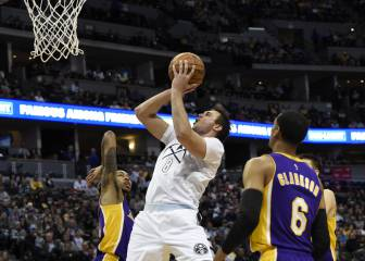 Resumen de Denver Nuggets-Los Angeles Lakers