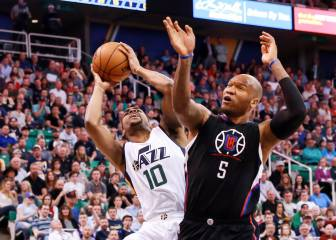 Resumen de Utah Jazz-Los Angeles Clippers