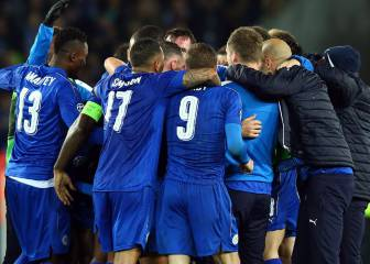 Leicester players claim Shakespeare 'has restored self-belief'