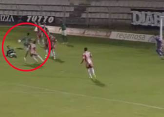 Lower-league player nets goal worthy of Champions League